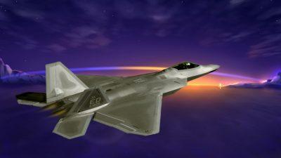 F-22 Raptor High