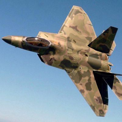 F-22 Raptor Background