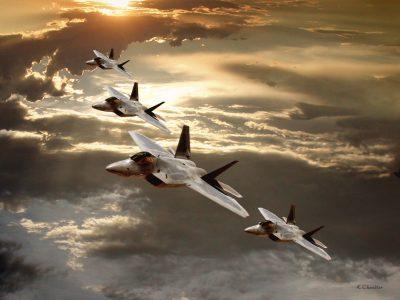 F-22 Raptor Full hd wallpapers