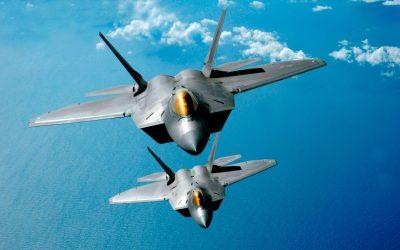 F-22 Raptor Wallpaper