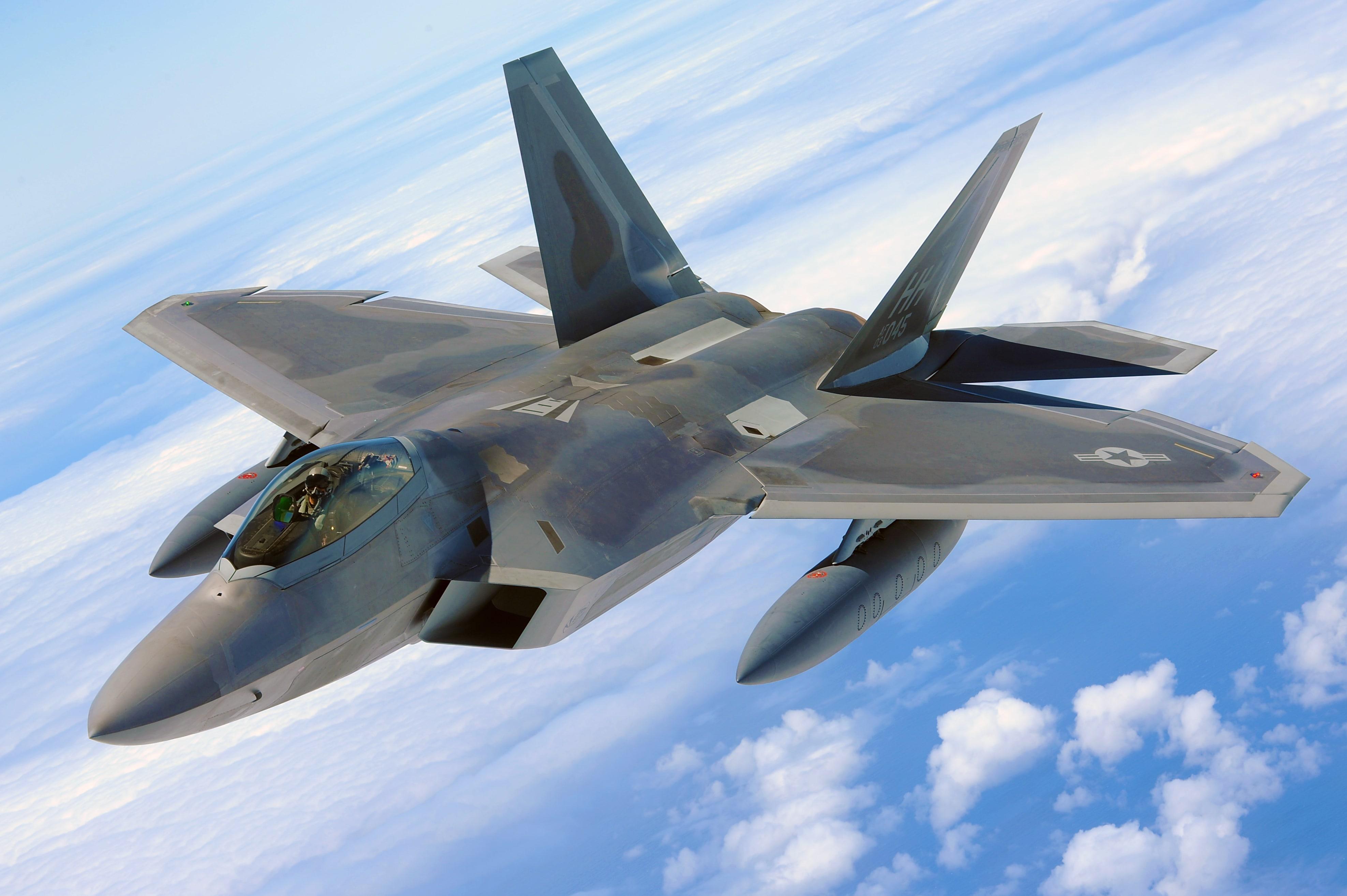 F-22 Raptor Backgrounds