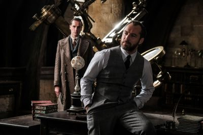 Fantastic Beasts: The Crimes of Grindelwald widescreen wallpapers