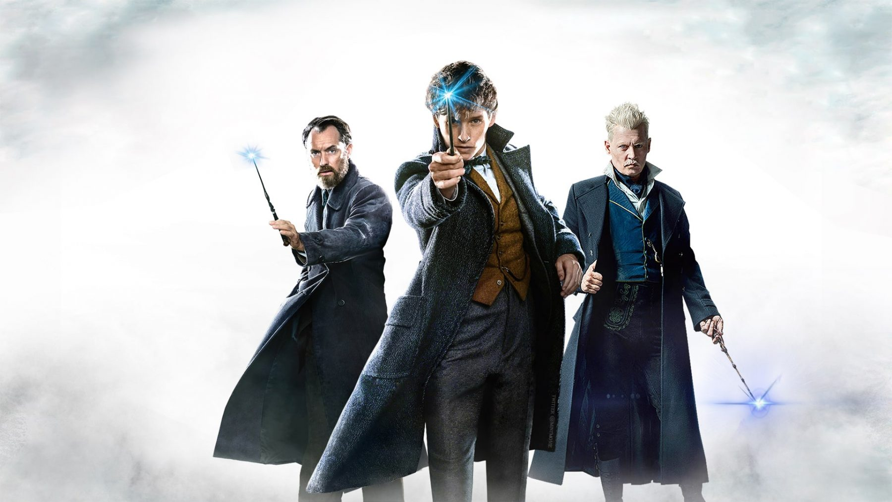 Fantastic Beasts The Crimes Of Grindelwald Hd Wallpapers