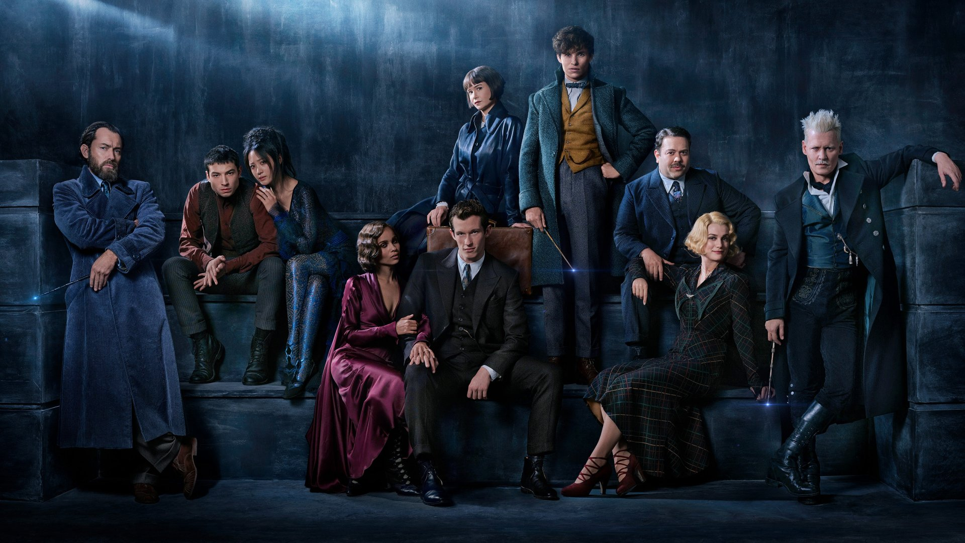 Fantastic Beasts: The Crimes of Grindelwald Wallpapers hd