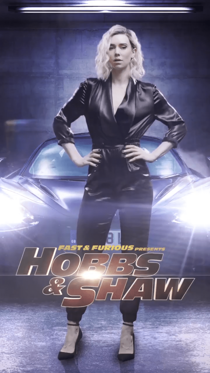 Fast Furious Presents Hobbs Shaw Hd Wallpapers
