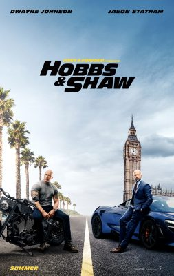 Fast & Furious Presents: Hobbs & Shaw For mobile