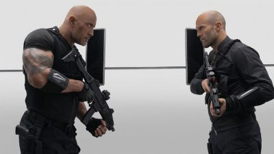 Fast & Furious Presents: Hobbs & Shaw Desktop wallpapers