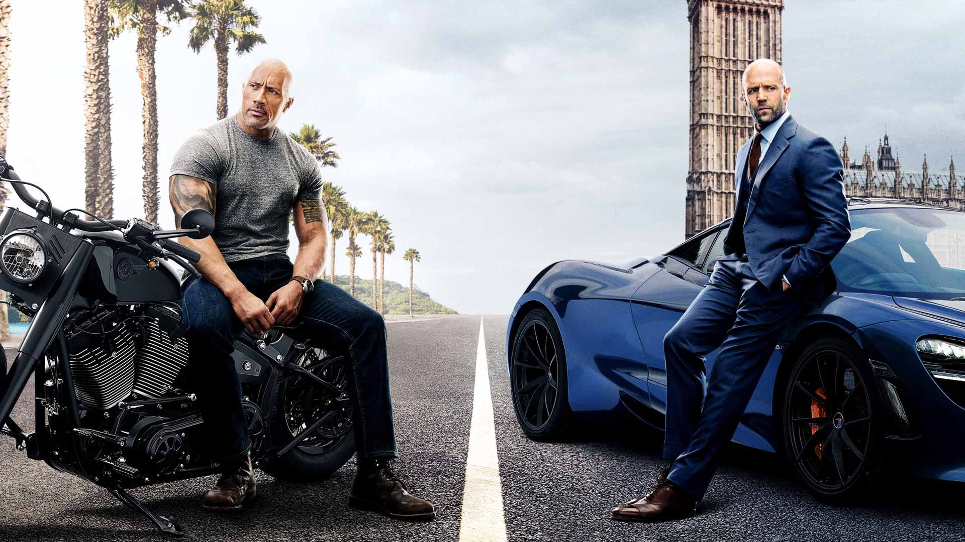 Fast & Furious Presents: Hobbs & Shaw widescreen wallpapers