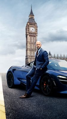 Fast & Furious Presents: Hobbs & Shaw Phone