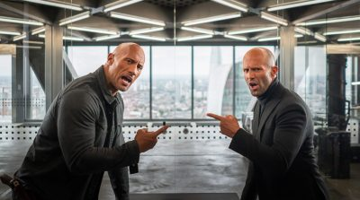 Fast & Furious Presents: Hobbs & Shaw Background