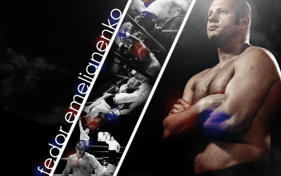 Fedor Emelianenko widescreen wallpapers
