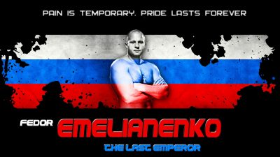 Fedor Emelianenko Widescreen
