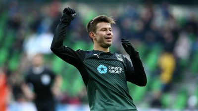 Fedor Smolov widescreen wallpapers