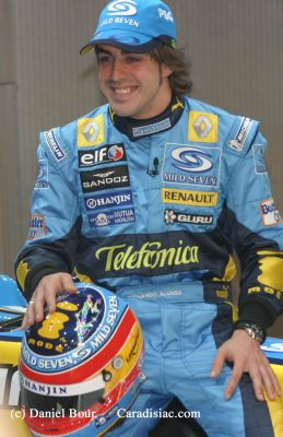Fernando Alonso Wallpapers hd
