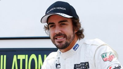 Fernando Alonso Widescreen for desktop