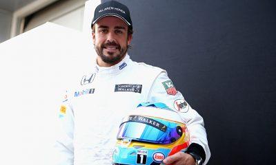 Fernando Alonso HD