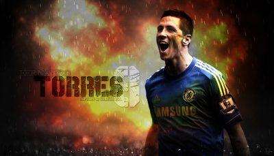 Fernando Torres Background