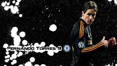 Fernando Torres Widescreen for desktop