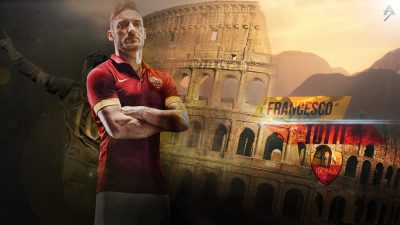 Francesco Totti Wallpapers