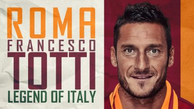 Francesco Totti HQ wallpapers