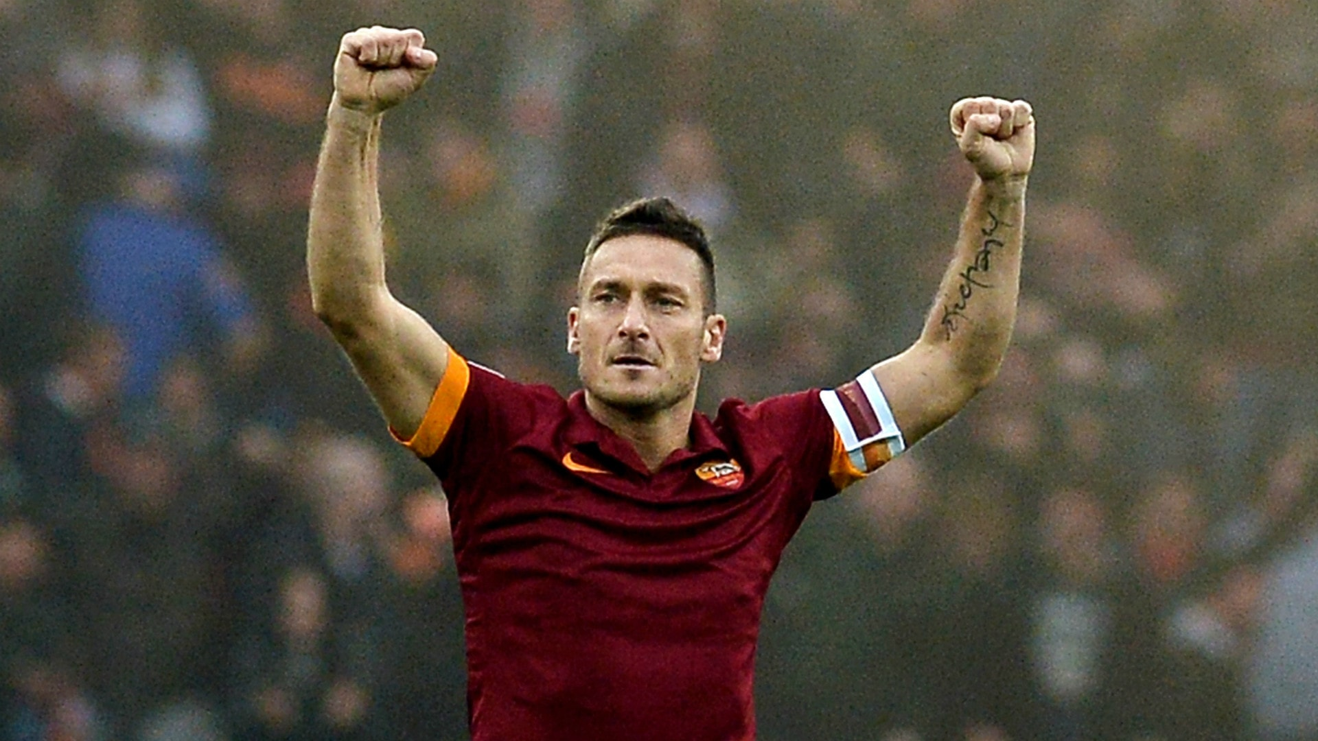 Francesco Totti Desktop wallpaper