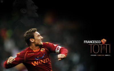 Francesco Totti Free
