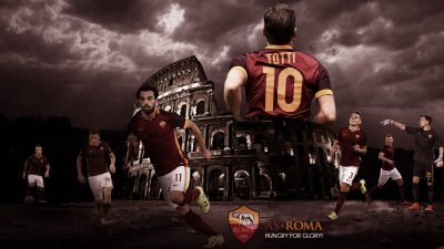 Francesco Totti HD