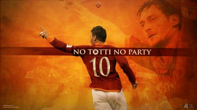Francesco Totti Backgrounds