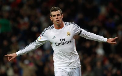 Gareth Bale Widescreen for desktop