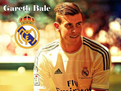 Gareth Bale Desktop wallpaper