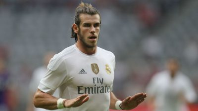 Gareth Bale widescreen wallpapers