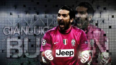 Gianluigi Buffon Desktop wallpaper