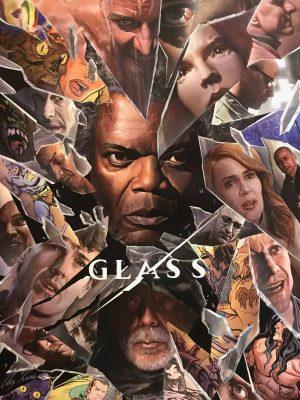 Glass movie HD pics