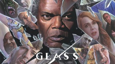 Glass movie Pictures