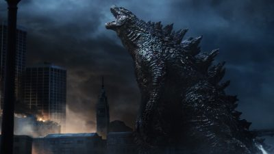 Godzilla: King of the Monsters widescreen wallpapers