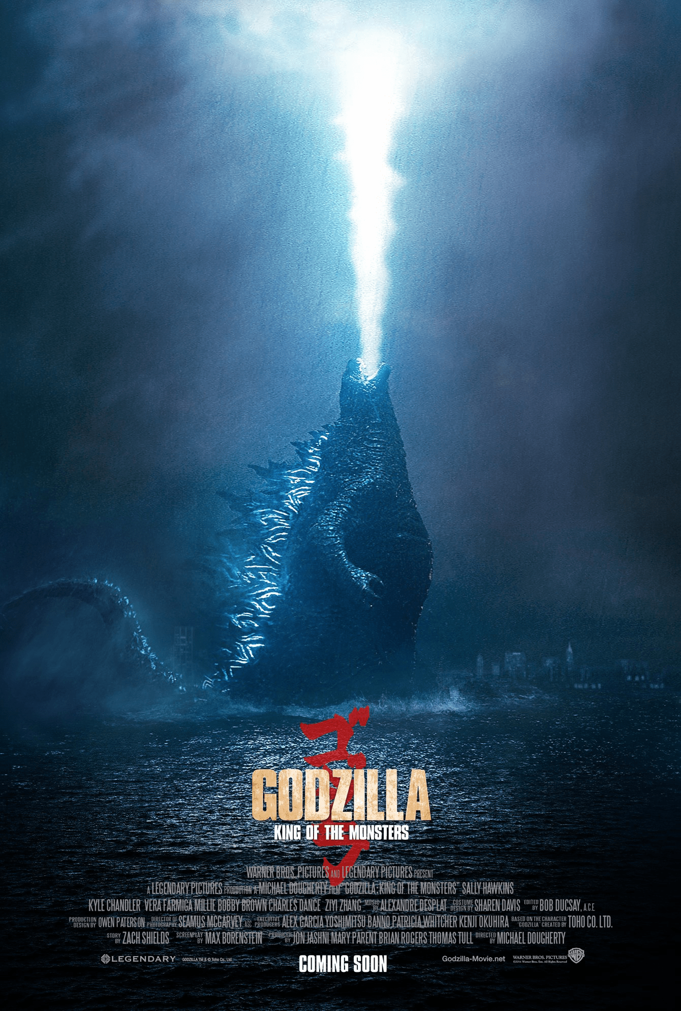 Godzilla King Of The Monsters HD Wallpapers
