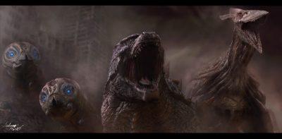 Godzilla: King of the Monsters Free