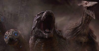 Godzilla: King of the Monsters Desktop wallpaper