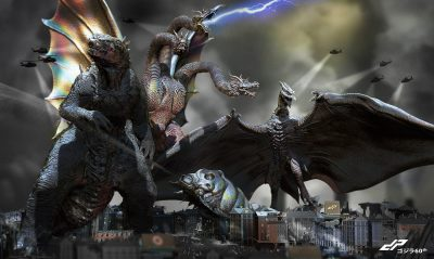 Godzilla: King of the Monsters Widescreen for desktop