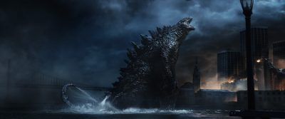 Godzilla: King of the Monsters Background