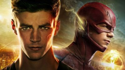 Grant Gustin widescreen wallpapers