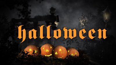 Halloween Screensavers free