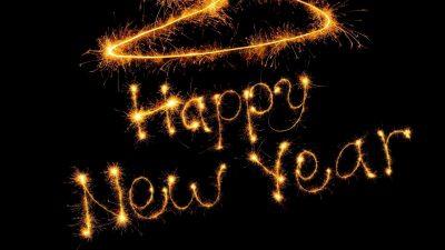 Happy New Year 2019 Hot