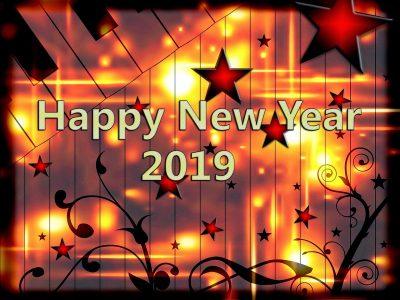 Happy New Year 2019 Desktop wallpapers