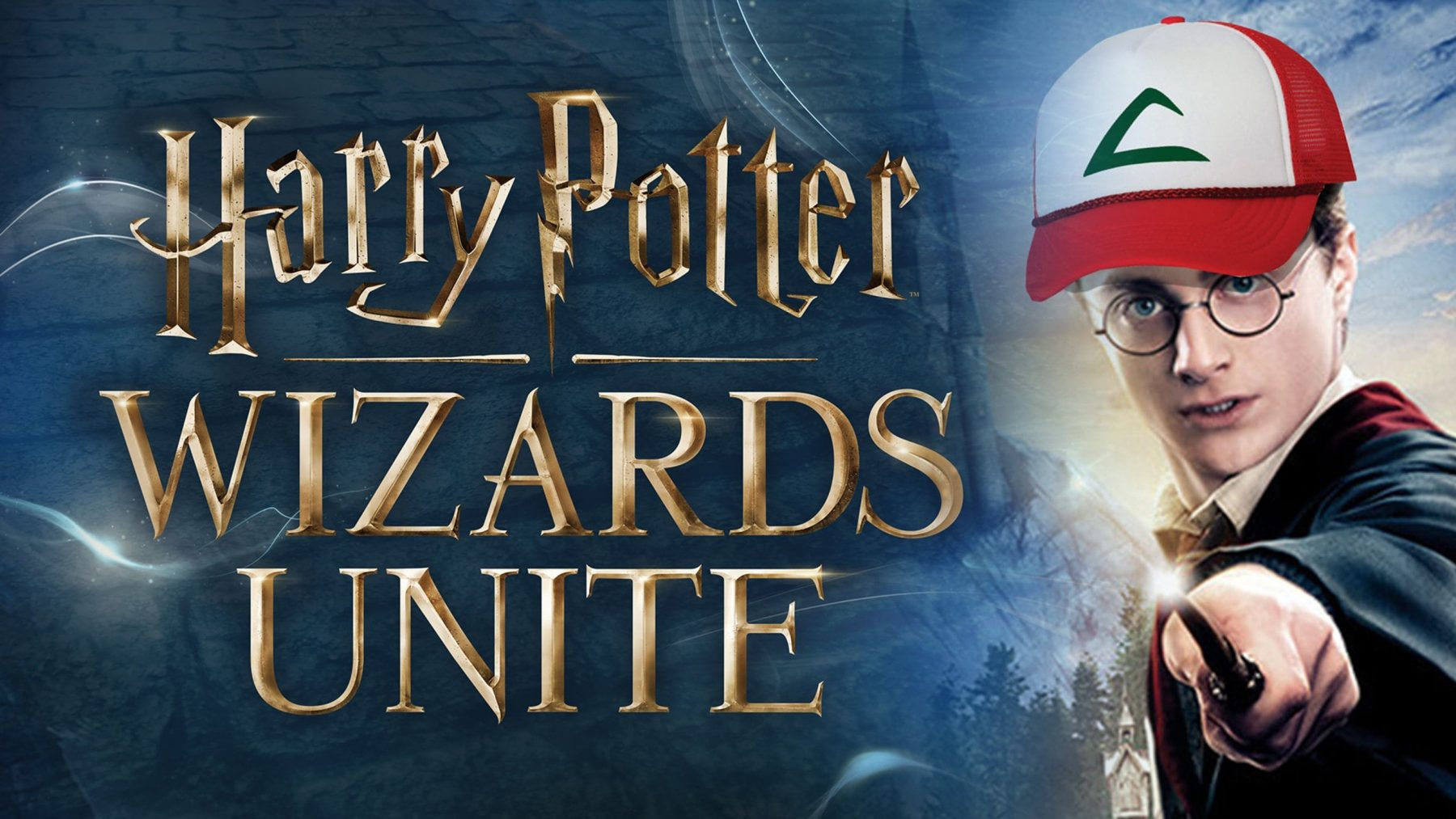 Harry Potter Wizards Unite Wallpaper