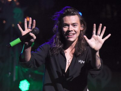 Harry Styles widescreen wallpapers