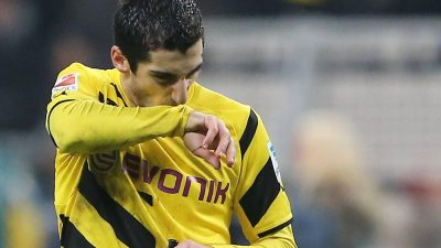 Henrikh Mkhitaryan Wallpapers