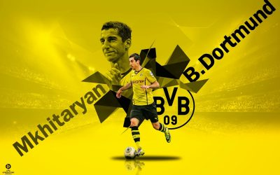 Henrikh Mkhitaryan Full hd wallpapers