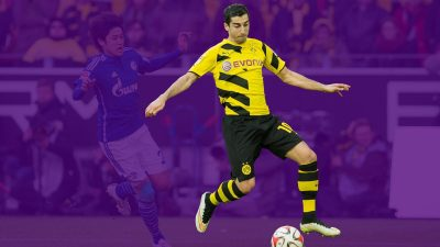Henrikh Mkhitaryan widescreen wallpapers