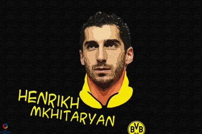 Henrikh Mkhitaryan Wallpapers hd